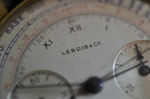 Lebois & Co Chrono