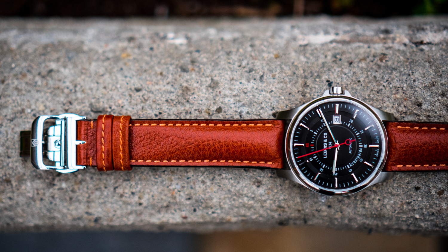Introducing the Avantgarde Date – 3rd Re-launch Edition