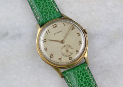 Lebois 1950s Classic Small Seconds