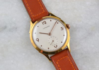 Lebois 1960s Classic Small Seconds