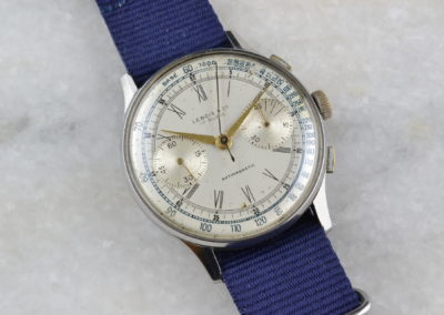 Lebois and Co 1940s Chronograph Antimagnetic