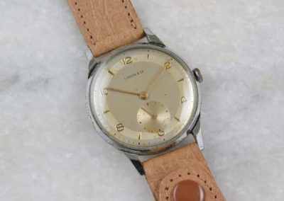 Lebois and Co 1950s Classic Small Seconds