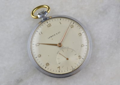 Lebois and Co 1960s Pocket Watch