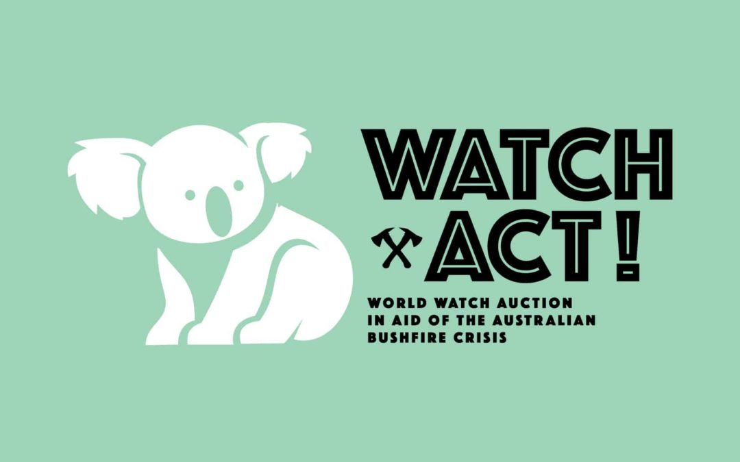 Watch & Act! Auction, Venturist production update, An Evening with Lebois events…